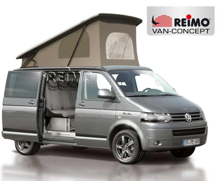 VW T6, VW T5 pop top roof Easy-Fit, SWB, safety lock