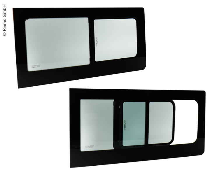 Replacement Sliding Window Mercedes Vito Right 31863