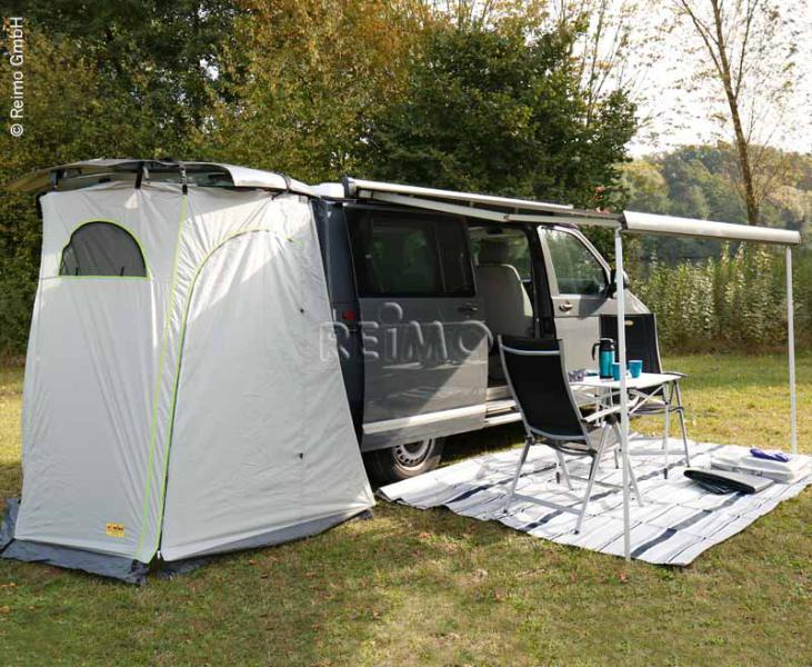 Fritz rear 2 rear tent for tailgate, VW bus tent VW T4 T5