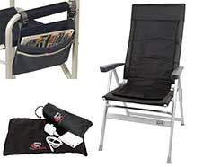 Stoelkussens, Accessoires Camping
